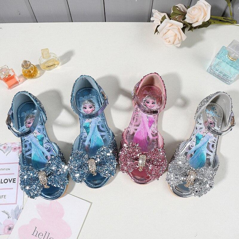 disney meninas sandalias 2019 nova moda verao 01