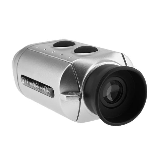 Digital Laser Rangefinder Telescope Pocket Golf Range Finder for Hunting Golf Scope Yards Distance Measurement Tool