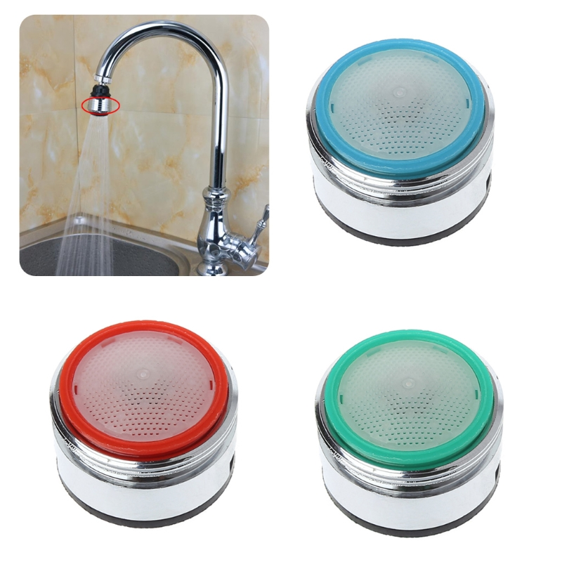 4L/6L/8L Water Saving Faucet Aerator Spout Bubbler Tap Filter Nozzle Connector