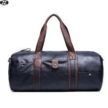 Männer reisetasche leder hohe qualität männer crossbody seesack tote handtasche bolsa feminina männer messenger schulter laptop-tasche