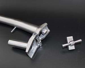 Image 3 - 25.4mm 핸드 바 용 브롬톤 용 티타늄 s 스템