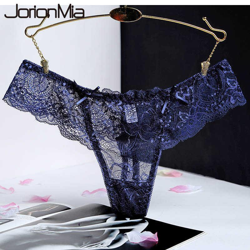 4eb3f13b66cd Nuevo Sexy bragas de encaje ropa interior de mujer Bragas de lencería  transparente bragas Tanga mujer
