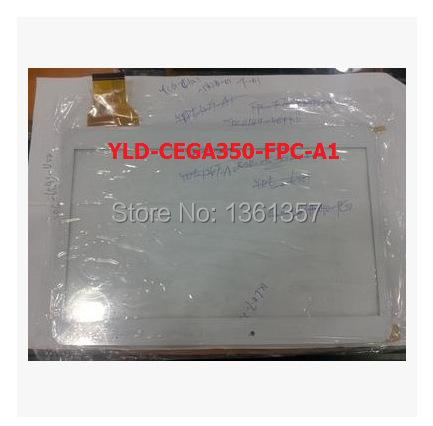 Novo 10.1 polegada tablet tela de toque capacitivo YLD-CEGA350-FPC-A1 frete grátis