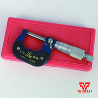 0 12 7mm 0 01mm Thickness Gauge For Paper