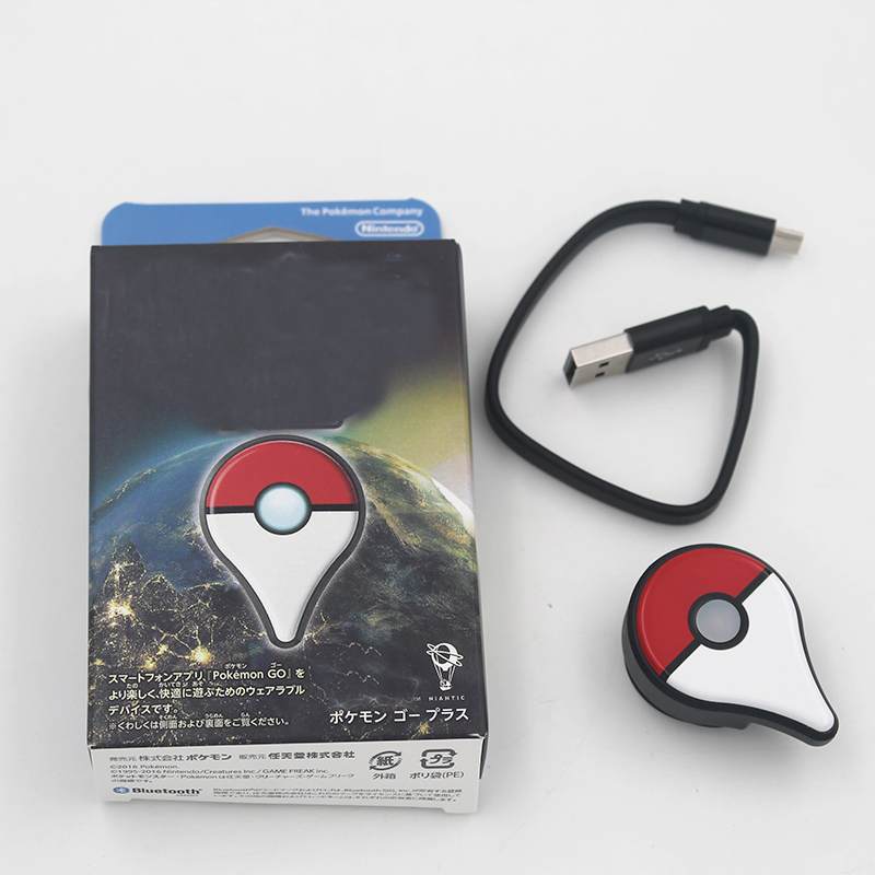 Auto-Catch-Switch Bracelet Pokemongo-Plus Bluetooth for Wristband New-Version title=
