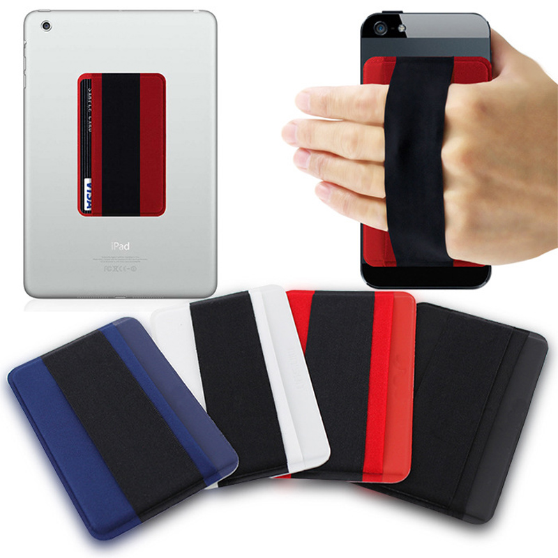 Large Size Universal Elastic Band Finger Phone Finger Grip Elastic Belt Anti Slip For IPAD Smartphone Accessories