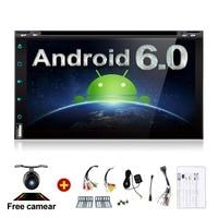 Quad Core Car Electronic autoradio 2din android car dvd player stereo GPS Navigation WIFI+Bluetooth+Radio+3G+TV (Option)
