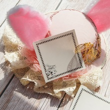 30pcs DIY fairy tale Alice story Theme Poker rabbit soldier Paper As Creative Craft Background Scrapbooking Use