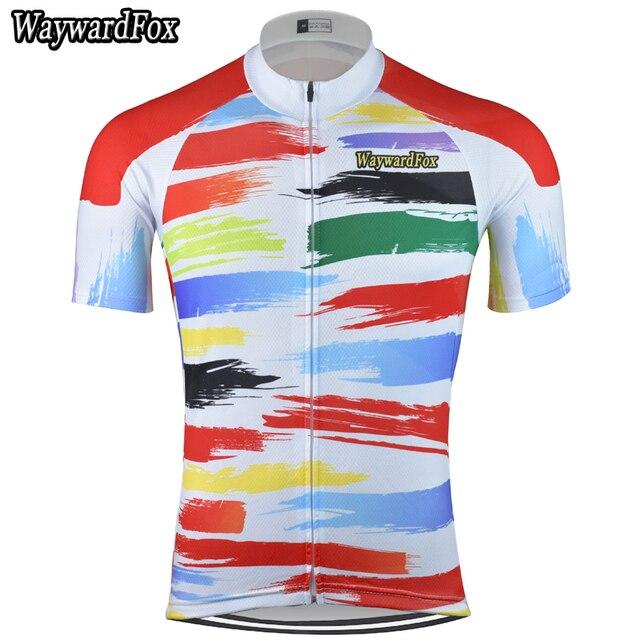 bad589160 NEW men s Cycling Jerseys Short Sleeve Summer Cycling Clothing Wholesale  Bicycle Clothing cycling clothing wear cycling Jersey