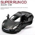 Высокая моделирования модель автомобиля, 1: 36 масштаб сплава вытяните назад суперкаров, 911 и Шмель, корветы, McLaren, бесплатная доставка