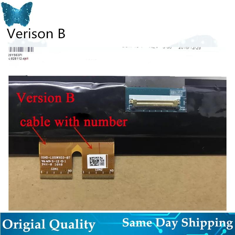 GIAUSA A + 10.1 Schermo LCD Display Touch Screen del Pannello Dello Schermo di Montaggio + Digitizer Per HP Pavilion x2 210 G1 g2 B101EAN01.8GIAUSA A + 10.1 Schermo LCD Display Touch Screen del Pannello Dello Schermo di Montaggio + Digitizer Per HP Pavilion x2 210 G1 g2 B101EAN01.8