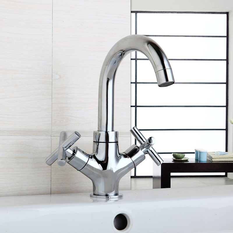 Beautiful Modern Luxury New Deck Mounted Bathroom Chrome Finish Bathroom Faucet house beautiful 500 bathroom ideas