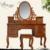 Africano de jacarandá móveis de mogno / mianmar flor / madeira quarto dresser penteadeira mobiliário chinês