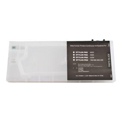 az Epson Stylus Pro 4000 utántöltő patronhoz 8db / - Irodai elektronika - Fénykép 4
