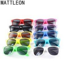 Модные брендовые Детские солнцезащитные очки, детские черные солнцезащитные очки, анти-УФ очки для малышей, солнцезащитные очки для девочек и мальчиков, UV400