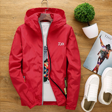 2018 New Outdoor Summer Spring Big Size Men Women Jacket Couple Windbreaker Reflective Fishing Clothes Hiking Camping Clothing