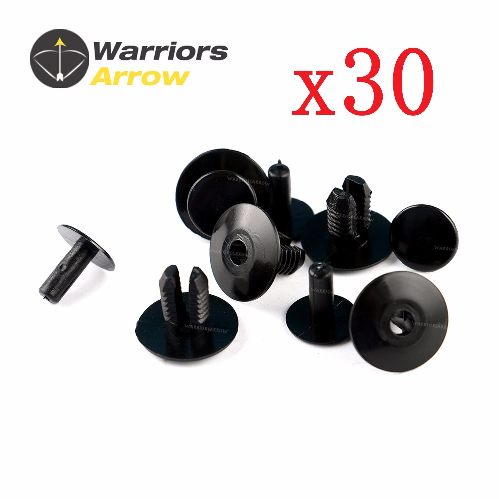 52pcs Clamps Plugs Grommets Door Gasket Strip Trim Clips For Mercedes W123 Fuse Box Location 2019900292 Benz W124 W126 W129 R129 W140 30pcs Panel Mounting Trunk