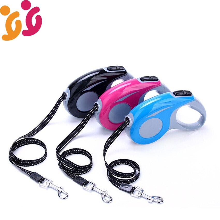 3m 5m pet retractable cat dog leash extending automatic for Retractable cat toy