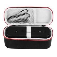 Yeni sıcak 22cm * 8cm * 9cm taşınabilir EVA fermuar sert çanta çanta kutusu Anker SoundCore Pro bluetooth hoparlör hoparlör aksesuarları