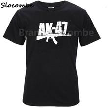 Для мужчин 2018 100% хлопок Бесплатная доставка Горячие sa1le брендовая  одежда футболки Повседневное мужской Ak 60402b3461e