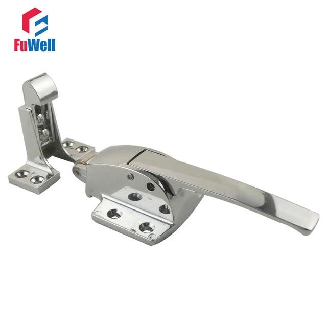 1pc Zinc Alloy Oven Door Handle Lock 160mm Length Pull Handle ...