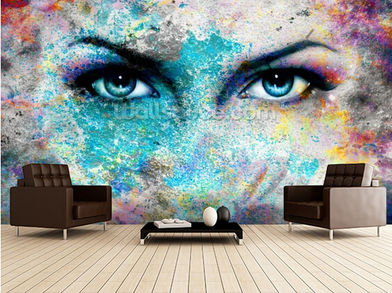 Online Shop Custom Wallpaper For Walls 3 D Goddess Murals For The