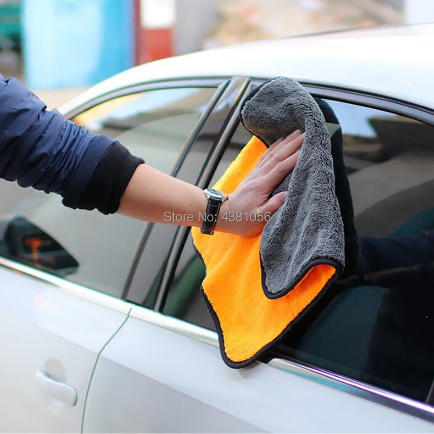 car washing drying towel Car Cleaning Cloth FOR mazda cx-5 lacetti chevrolet lacetti <font><b>suzuki</b></font> grand vitara vesta kia rio 3 camry image