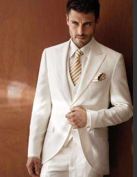 white-peaked-lapel-groom-tuxedos-(jackey+vest+pants)-three-pieces-men-suits-custom-made-formal-business-wedding-prom-party-mens-suits (1)