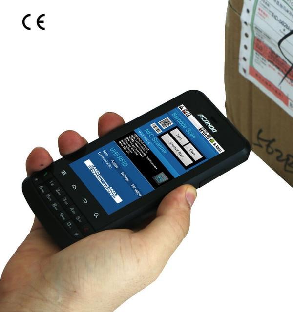 LS388T Industrial Handheld Android 1D Barcode Scanner Reader IP65GPRS GSM SIM Card Slot