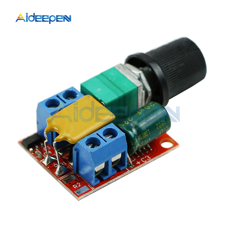 Electrical Equipments & Supplies Dc 6-60v 30a Adjustable Led Digital Motor Drive Module Pwm Dc Motor Speed Controller Control 12v 24v 36v