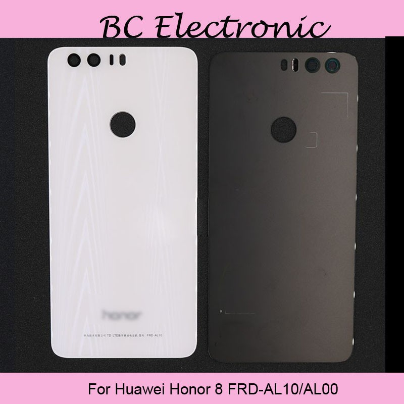 Back Housing Battery Door Cover Rear Case For Huawei Honor 8 FRD-AL10/AL00 Mobile Phone Cases Replacement Repair Parts