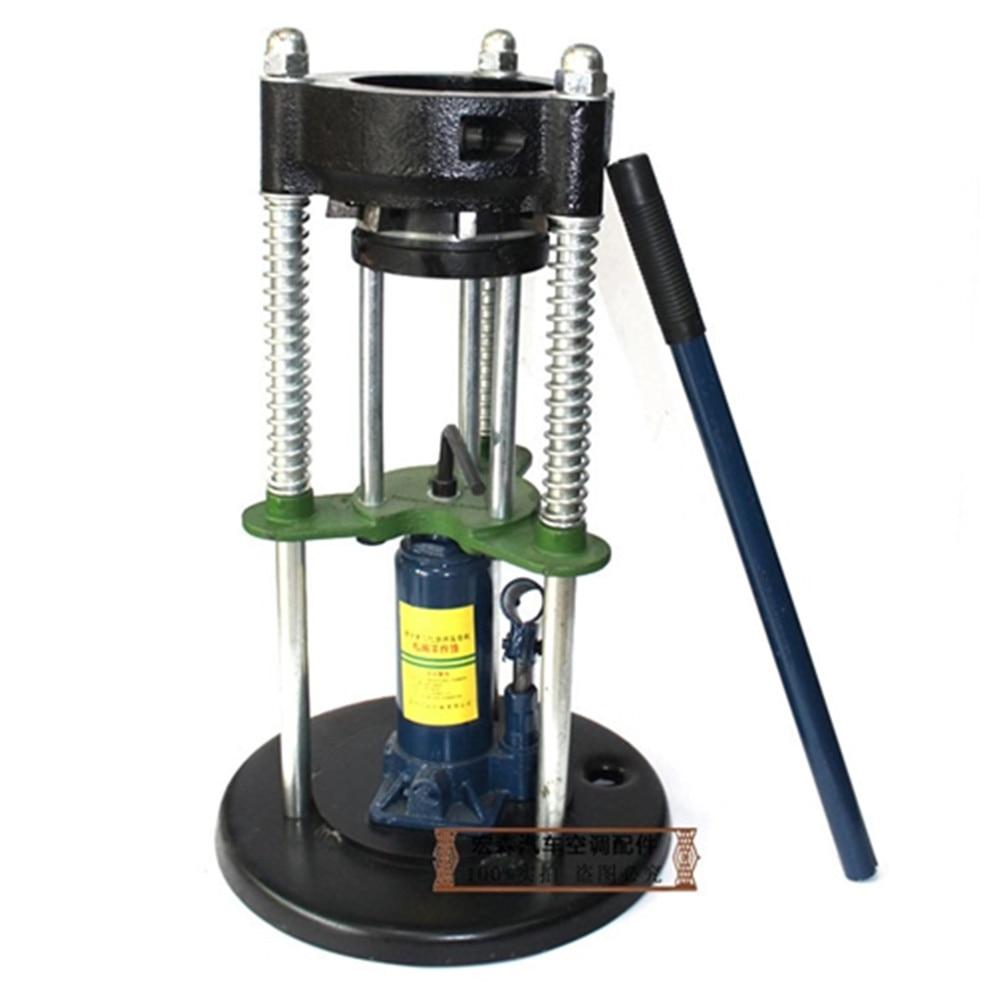 Auto Air Condition Tool,Auto AC Hose Crimping Machine/Universal Air Conditioning Hose Crimper Handheld Hose Crimping Tool
