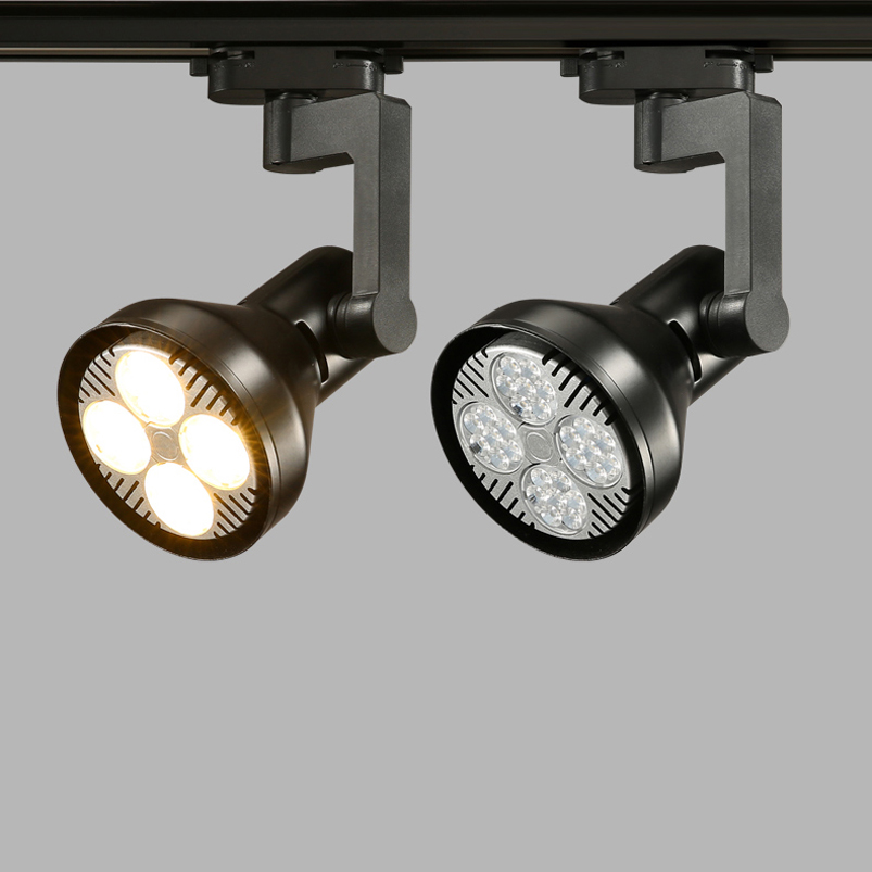20w clothing stores shop led track lights showroom living - Track lighting ideas for bedroom ...
