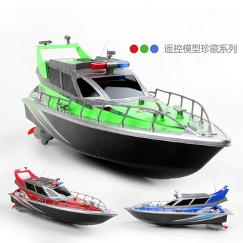 New Radio Controlled Model Boats HT-2875F 1/20 4CH RC Speedboat Electric Model Remote Control Toys Machine Airship Racing Boat