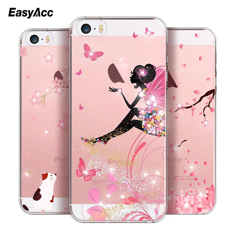 Γνήσια θήκη για iPhone 6 6S Plus iPhone 7 Plus 5 5S SE - Ανταλλακτικά και αξεσουάρ κινητών τηλεφώνων - Φωτογραφία 2