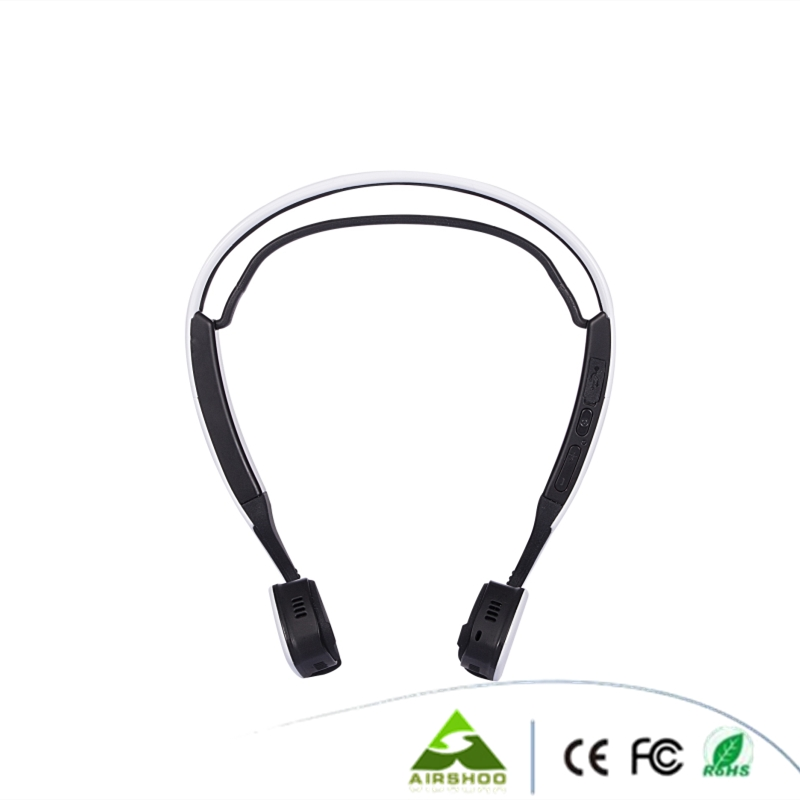 2016 Newest Sports Universal Handfree Bluetooth Headset Stereo Premium Headphones Wireless Headphone Earbuds Hot Sale Windshear image