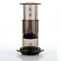 Mini Coffee Maker Handheld Espresso Portable Coffee Pot AeroPress Espresso Filters 350pcs Espresso Filter Paper Coffee