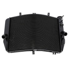 Motorcycle Aluminum Engine Cooling Cooler Radiator For Suzuki 2003-2004 GSXR 600