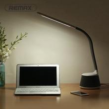 Remax RBL-L3 Desk Lamp Bluetooth Speaker LED Contact Button Desk Lamp Bluetooth Speaker For iPhone