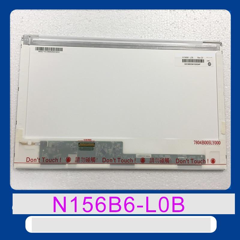 Laptop 15.6inch LED screen LP156WH2 LP156WH4 N156B6-L0B LTN156AT02 LTN156AT16 LTN156AT05 N156BGE-L21 LTN156AT32 LTN156AT24 for lenovo g550 g555 g560 g570 g575 z565 l512 15 6led lp156wh4 lp156wh2 ltn156at02 ltn156at24 ltn156at32 n156b6 l0b n156bge l21