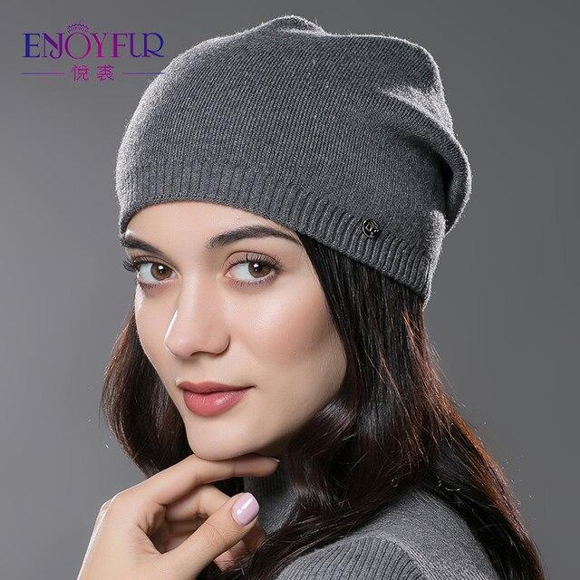 Sombrero de lana de punto sombreros de invierno de hip-hop estilo de la  venta 7ef93123286