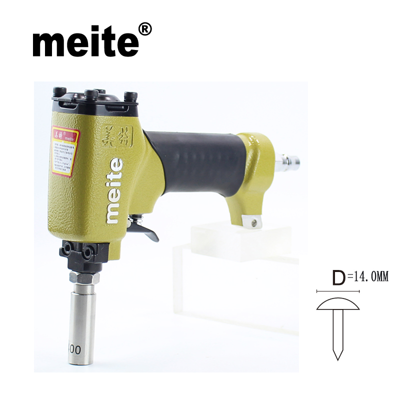 MEITE brand tool ZN1400 in head diameter 14.0mm air deco pneumatic nailer gun for furniture wood tool Sep.3rd update tool бандана buff 2013 14 infinity recycled polyester jetblack page 4