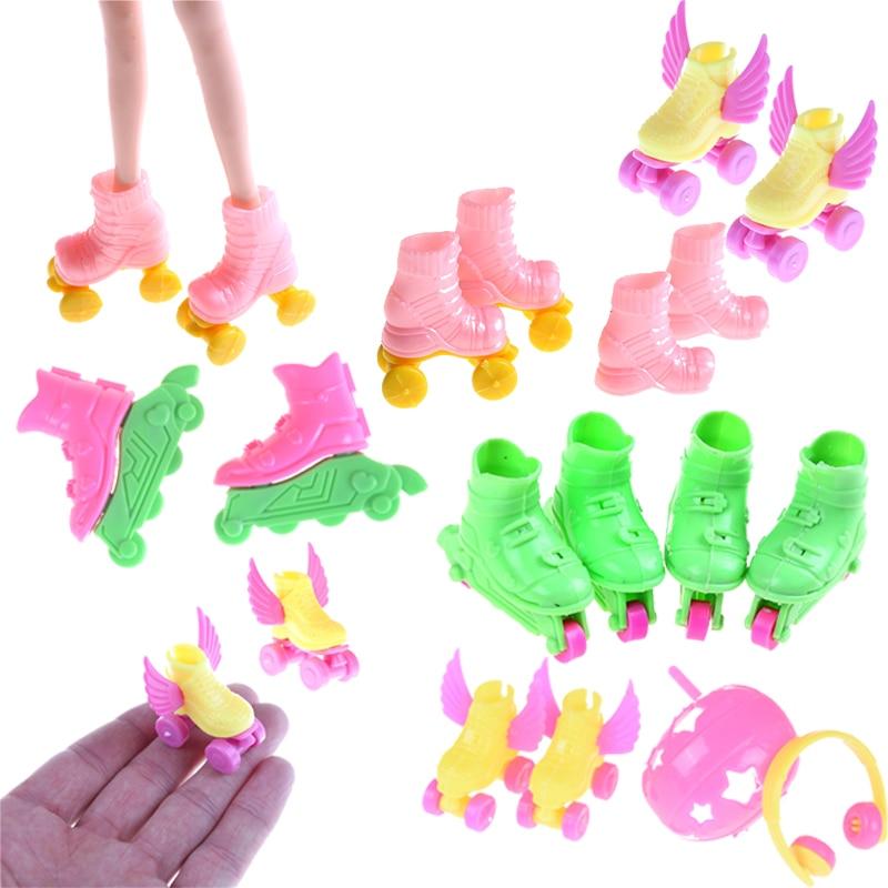 Barbie My scene Ken Doll Shoes Fashion Clog With Socks