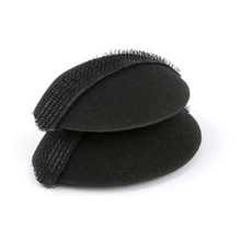 2PCS/Lot Sponge Hair Bun Clip Maker Princess Styling Hair Fluffy Sponge Pad For Women Elegant Hair Accessories Tools Headwear