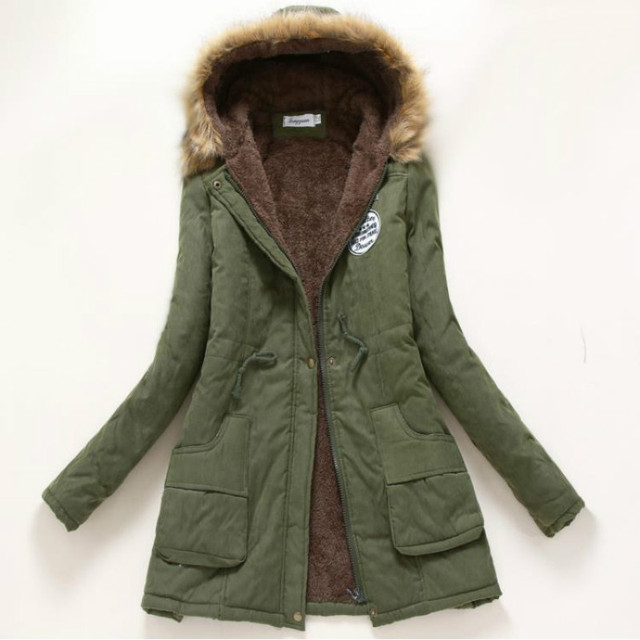 Military Hooded Jacket 1