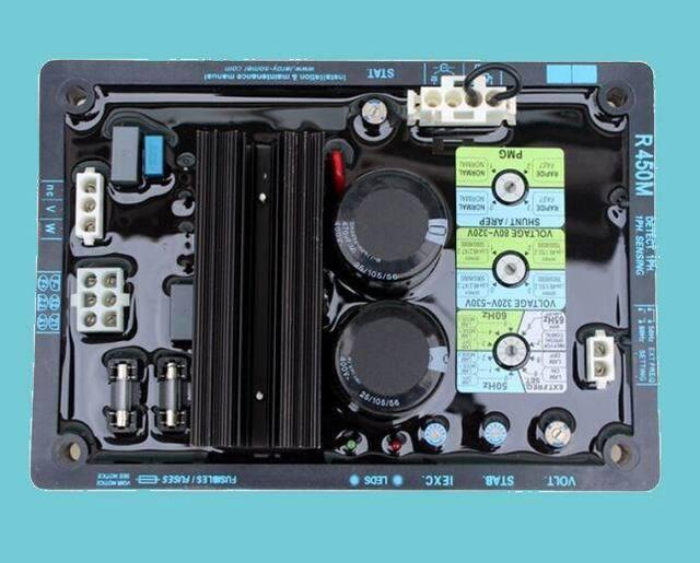 R450M AVR Regulador de Voltaje Autom tico buque r pido libre por tnt ups fedex_640x640 aliexpress com comprar r450m avr, regulador de voltaje autom�tico r450m avr wiring diagram at bayanpartner.co