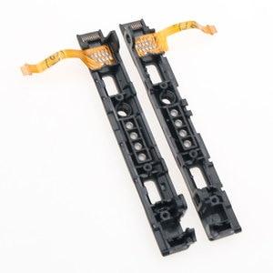 Image 5 - YuXi L R glissière Rail gauche droite curseurs pièces de rechange de chemin de fer pour interrupteur de commande NS Joy con contrôleur Con