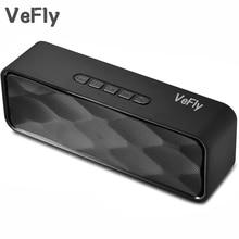 VeFly høyttalere bluetooth høyttaler mp3 soundbar TF usb batteri radio boombox musikk bærbare bluetooth høyttalere bærbare