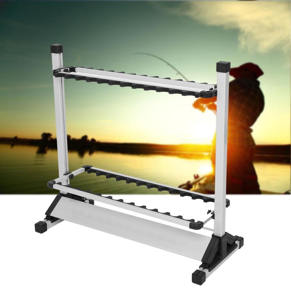 Профессиональная стойка для удочки из титанового сплава, 24 стойки для удочек для всех типов удочек, прочная местная Быстрая