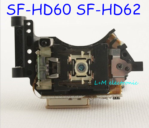 Original Nouveau SANYO SF-HD60 Optique Pick-up Bloc Optique SF-HD62 Laser Lens SFHD60 CD Lasereinheit SFHD62